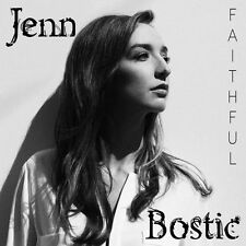 JENN BOSTIC Faithful 2015GB 14 Canciones Digipak Cd Nuevo/Sellado