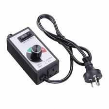 220v-240v Variable Speed Controller for Exhaust Inline Duct Fan Motor Router 8a