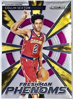 2018-19 Panini Collin Sexton Prizm Rookie Card RC Cleveland Cavaliers 📈🔥