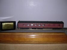 "BACHMANN/Spectrum #89004  P.R.R. 80' Heavyweight Diner #8016 ""H.O.Scale"" 1/87"