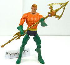 MOTUC, Aquaman figure, DC Universe vs MOTU Classics, TRU, complete