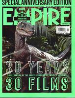 Empire Magazine September 2019  Jurrassic Park Cover 30th Anniversary Special