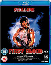 First Blood - Blu-Ray - Special Edition - Ted Kotcheff