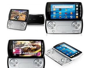 Unlocked Sony Ericsson Xperia PLAY Zli R800 R800i Android Original Game Phone 4""