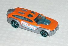 New 2019 Hot Wheels Car Hw Pursuit 196 Police Orange Gray Rare Mint