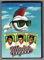 Major League (DVD, Widescreen 2002) Tom Berenger Charlie Sheen * free shipping *