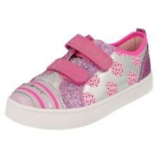 Chaussures roses avec attache auto-agrippant pour fille de 2 à 16 ans Pointure 31