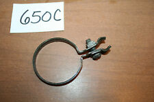 1986 Kawasaki KDX 200 Fork Boot Tripometer Wire Clamp Stay OEM 86 A