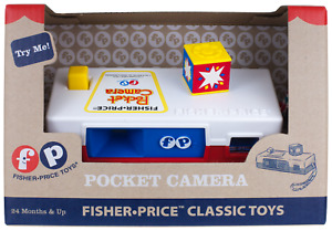 Fisher Price Pocket Camera ✅ Multicolour