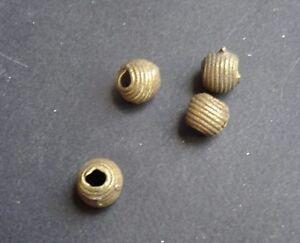 Beads Bronze Ashanti Bead, Brass
