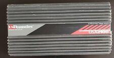 Old School Rare Us Acoustics Usa2100 2-Channel Car Amplifier Alphasonik
