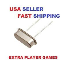 5pcs Crystal Oscillator Quartz Resonator Electronic 9 Values Usa Seller