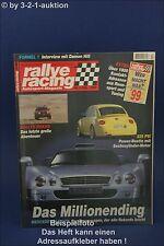 Rallye Racing 2/99 DB CLK GTR Beetle 6V Audi TT