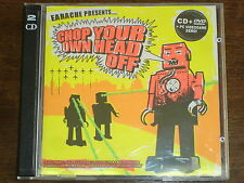 EARACHE Presents CHOP YOUR OWN HEAD OFF Compil CD + DVD