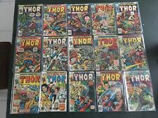 THOR 251-280 (30 issues