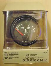 VDO Cockpit 52mm Water Temperature Gauge for 4WD Nissan Toyota Mitsubishi VW BMW