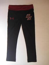Under Armour Boston College kids PANTS boy girl youth BC Eagles hockey Size 4 4T