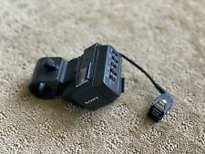 (1) Sony HVR-A1U XLR Mountable Audio Microphone Adapter