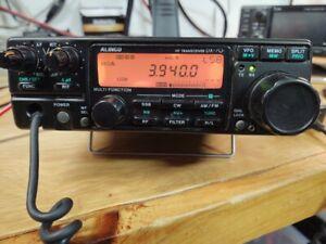 ALINCO DX-70 HF/6M Ham Radio TRANSCEIVER