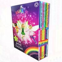 Rainbow Magic Series 4 (Book 22-28) Jewel Fairies Collection 7 Books Box Set NEW