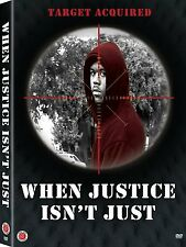 When Justice Isn't Just (DVD, 2016) Film By David Massey