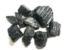 Zentron Crystals Black Tourmaline, Rough 1/2 lb Lot