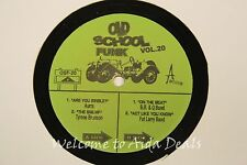 """Various: Are You Single/ The Smurf/ On The Beat/ Act like you know (VG) LP 12"""""""
