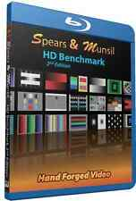 Spears & Munsil High Definition Benchmark Blu-ray Second Edition - New & Sealed