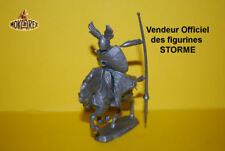 Mokarex - STORME - Feodal - Chevalier Dampierre - 54 mm - Figurine Diorama