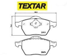 2191102 Kit pastiglie freno, Freno a disco (TEXTAR)
