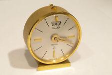 Vintage Swiss Made, JAEGER RECITAL 8 day Alarm clock