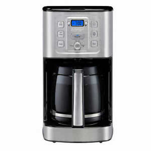 NEW CUISINART FULL AUTO PROGRAMMABLE 14 CUP COFFEE MAKER CBC7000PC 60 DAY RETURN