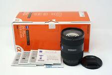 Sony Zeiss Vario-Sonnar T * sal2470z 24-70mm f2, 8 obiettivo F. a99 II a77 2 a7 R 3