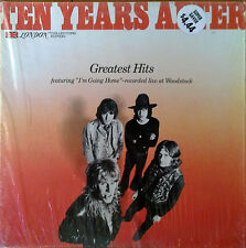 TEN YEARS AFTER - GREATEST HITS - LONDON LBL - 1977 LP - STILL IN SHRINK WRAP