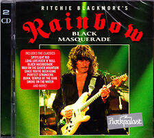 RITCHIE BLACKMORE´S RAINBOW black masquerade  2CD NEU OVP/Sealed