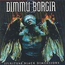 CDs de música metal gótico dimmu borgir