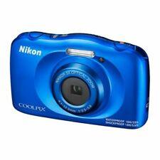 Nikon Coolpix W150 13.2 MP Waterproof Digital Camera - Blue