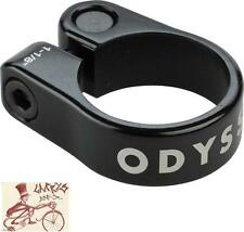 ODYSSEY SLIM CLAMP 26.8MM BLACK BICYCLE SEAT CLAMP