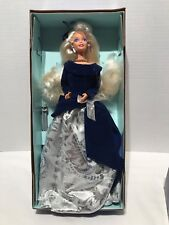 Avon Exclusive Winter Velvet Barbie Special Edition First in a Series
