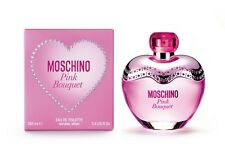 Moschino Pink Bouquet 100mL EDT Spray Perfume for Women COD PayPal Ivanandsophia