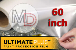 "Xpel Ultimate Plus Paint Protection Film Bulk Clear Bra 60"" By The Foot"