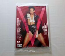 Jennifer Lopez, Zahia Dehar V Magazine #76 Spring 2012 Sealed
