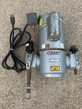 Gast 5lca 22 M500x 34 Hp Piston Air Compressor Vacuum Pump 115230 Volts Used