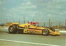 Photo GP Espagne 1977 Jarama F1 Formule 1 Jean Pierre Jarier ATS Penske PC4