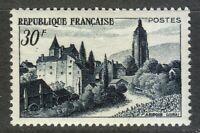 France 1951 MNH Mi 923 Sc 658 Chateau Bontemps, Arbois **