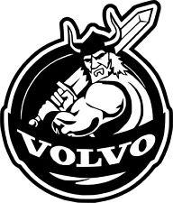 VOLVO Viking Pegatina Coche Surf Vinilo Autoadhesivo Con Euro Jdm dubv Gracioso Jap Vw 3