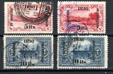 More details for iraq - issues for iraq 1918-21 turkey 5r 10r type i and ii surch and opt fu cds