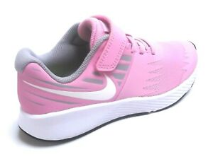 Nike Star Runner Girls Shoes Trainers Uk Size 12.5 - 2    921442 602    PINK