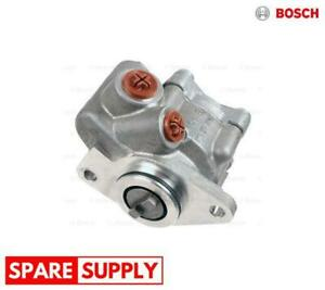 HYDRAULIC PUMP, STEERING SYSTEM FOR IVECO FIAT BOSCH K S00 000 328