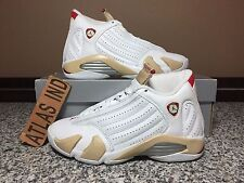 AIR JORDAN 14 RETRO Linen XIV 2005 1 3 4 5 6 8 11 12 13 Black Toe Ferrari 5.5 7